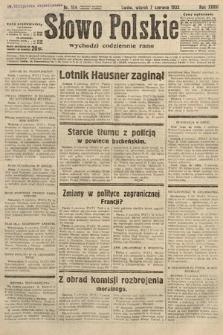 Słowo Polskie. 1932, nr154