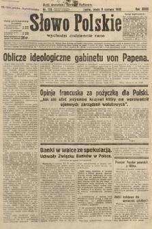 Słowo Polskie. 1932, nr155