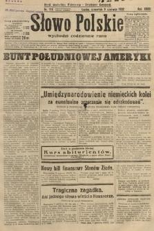 Słowo Polskie. 1932, nr156