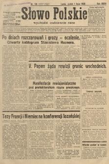 Słowo Polskie. 1932, nr178