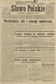 Słowo Polskie. 1932, nr183