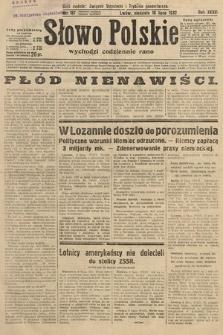 Słowo Polskie. 1932, nr187