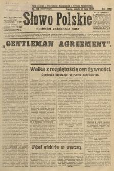 Słowo Polskie. 1932, nr193