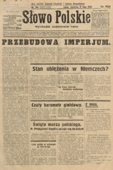 Słowo Polskie. 1932, nr194