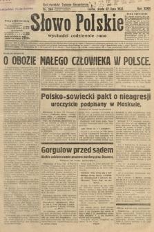 Słowo Polskie. 1932, nr204