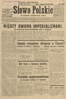 Słowo Polskie. 1932, nr205