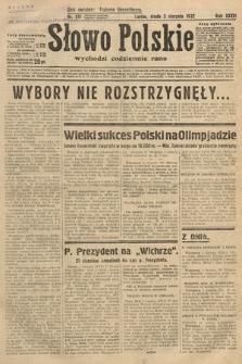Słowo Polskie. 1932, nr211