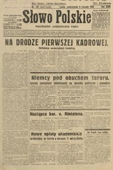 Słowo Polskie. 1932, nr216