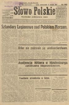 Słowo Polskie. 1932, nr223