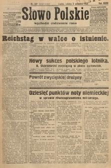 Słowo Polskie. 1932, nr241