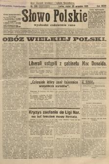 Słowo Polskie. 1932, nr268