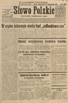 Słowo Polskie. 1932, nr278
