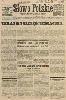 Słowo Polskie. 1932, nr303