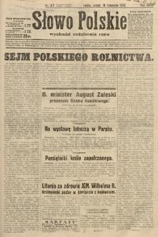 Słowo Polskie. 1932, nr317