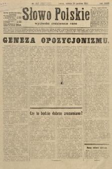 Słowo Polskie. 1932, nr353