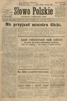 Słowo Polskie. 1932, nr8