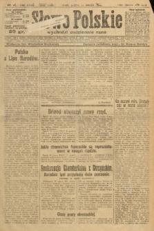 Słowo Polskie. 1926, nr70