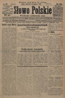 Słowo Polskie. 1926, nr353