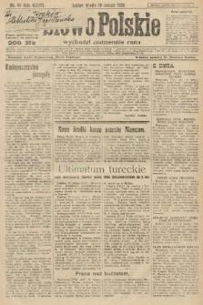 Słowo Polskie. 1923, nr44