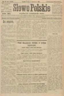 Słowo Polskie. 1923, nr97