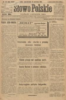 Słowo Polskie. 1923, nr171