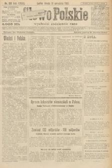 Słowo Polskie. 1923, nr257