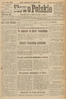 Słowo Polskie. 1924, nr9