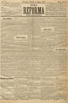 Nowa Reforma (numer popołudniowy). 1907, nr297