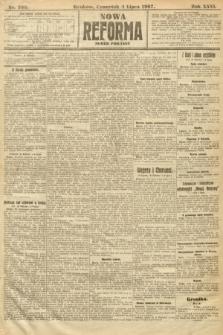 Nowa Reforma (numer poranny). 1907, nr300