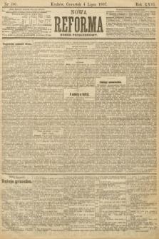 Nowa Reforma (numer popołudniowy). 1907, nr301