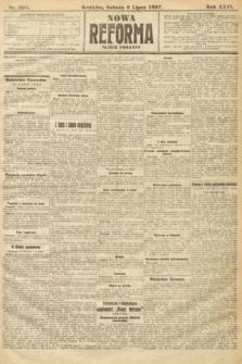 Nowa Reforma (numer poranny). 1907, nr304
