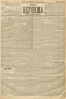 Nowa Reforma (numer popołudniowy). 1907, nr305
