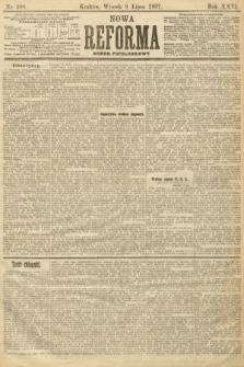 Nowa Reforma (numer popołudniowy). 1907, nr309