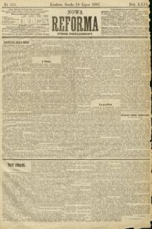Nowa Reforma (numer popołudniowy). 1907, nr311