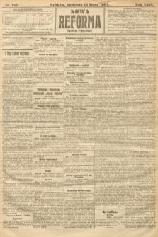 Nowa Reforma (numer poranny). 1907, nr318