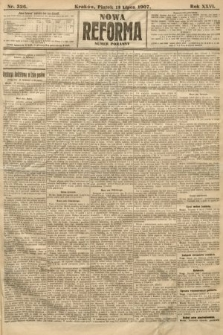 Nowa Reforma (numer poranny). 1907, nr326