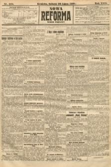 Nowa Reforma (numer poranny). 1907, nr328