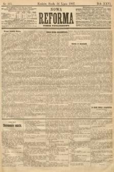 Nowa Reforma (numer popołudniowy). 1907, nr335