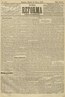 Nowa Reforma (numer popołudniowy). 1907, nr339