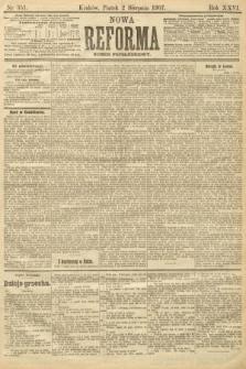 Nowa Reforma (numer popołudniowy). 1907, nr351