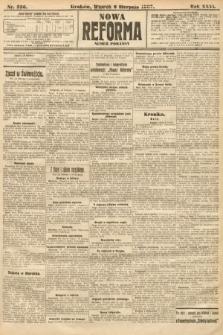 Nowa Reforma (numer poranny). 1907, nr356