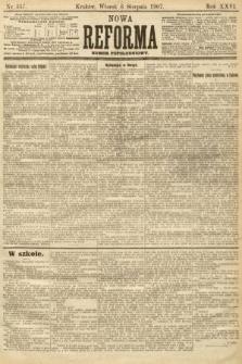 Nowa Reforma (numer popołudniowy). 1907, nr357