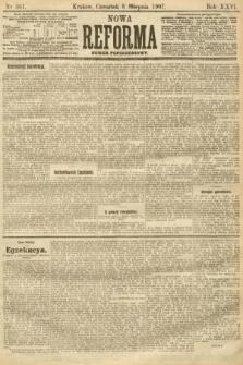 Nowa Reforma (numer popołudniowy). 1907, nr361