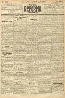 Nowa Reforma (numer poranny). 1907, nr368