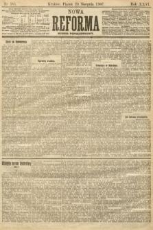 Nowa Reforma (numer popołudniowy). 1907, nr385