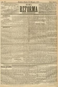 Nowa Reforma (numer popołudniowy). 1907, nr397
