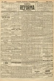 Nowa Reforma (numer poranny). 1907, nr400