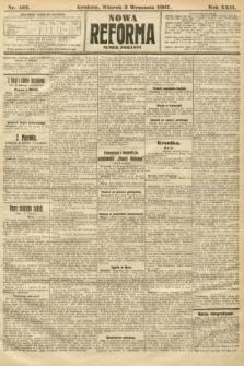 Nowa Reforma (numer poranny). 1907, nr402