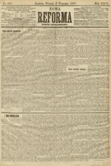 Nowa Reforma (numer popołudniowy). 1907, nr403