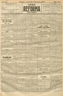 Nowa Reforma (numer poranny). 1907, nr406